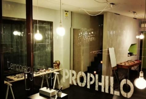 Prophilo Temporary shop